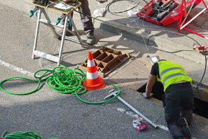 travaux canalisation rue aipr